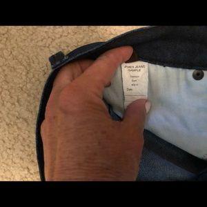 James Jeans Jeans - James Twiggy Jeans size 25